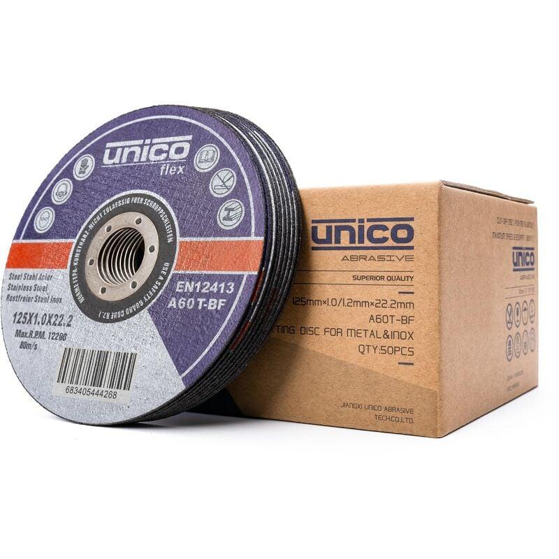 50 Trennscheiben 180 x 1,6 mm Trennscheiben INOX 1,6mm Metall Edelstahl