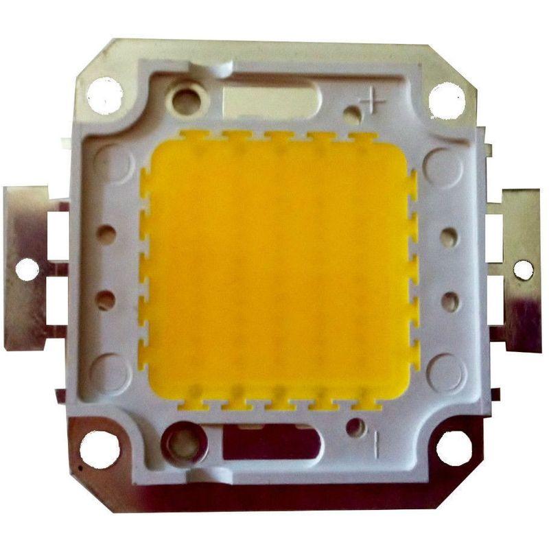 50 Watt Ricambio Modulo Chip led per Faro 5500lm Luce Led | Bianco Caldo