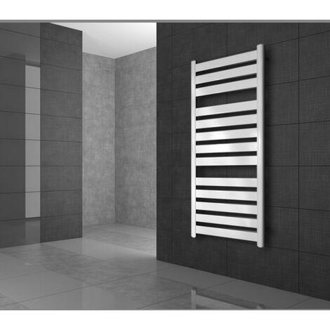 500 x 950 mm Tharr CONCEPTION bain RADIATEURS chauffage RACCORDEMENT ELECTRIQUE BLANC 462 mm 300W