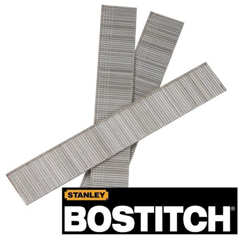 5000 CLOUS BOSTITCH 40 mm mini-brads 18GA cloueur Makita/Senco/Dewalt...