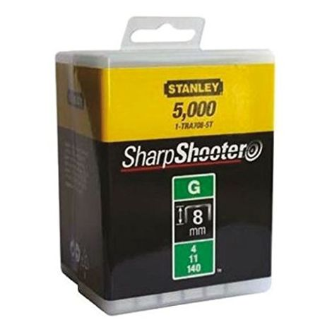 5000 pz. Stanley by Black & Decker 1-TRA706-5T