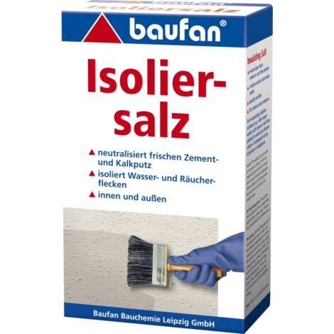500g Isoliersalz neutralisiert Zement + Kalkputz