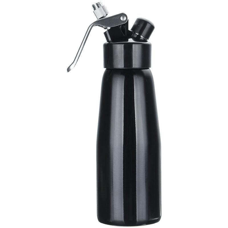 500ml Batidor de crema Dispensador de espuma Dispensador Pastel de mantequilla Herramientas para preparar postres de café - AUGIENB