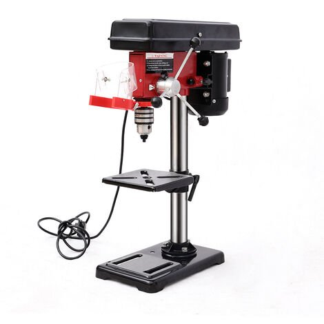 500W Pillar Drill Bench Top 9 Speed Press Machine Table Stand 16mm Chuck 230V
