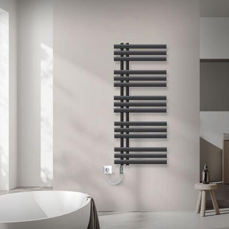 500X1200 fer M Radiateur design Radiateur sèche-serviettes électrique Anthracite