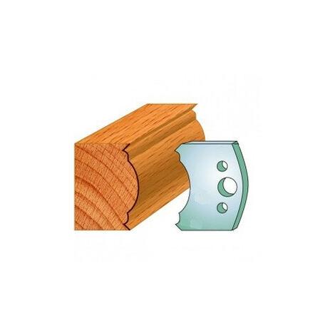 507 : Jeu de fers pied de table ( 50 x 4 mm ) porte outils toupie