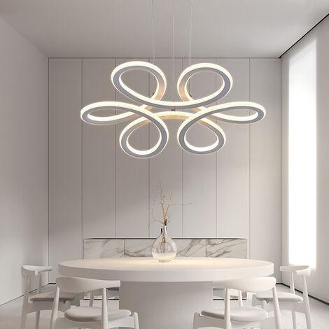 50CM Art Design LED Chandelier Ceiling Light , Dimmable