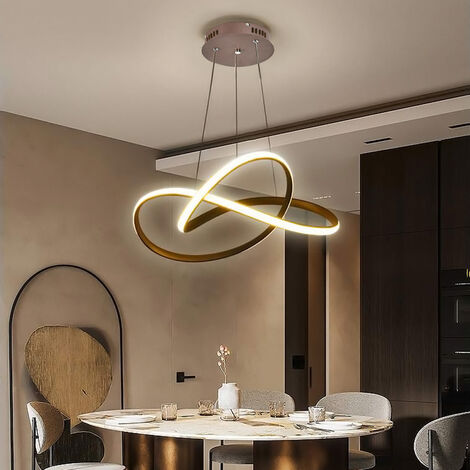 "main image of ""50cm LED Ceiling Light Wire Pendant Lamp Chandelier Lights"""