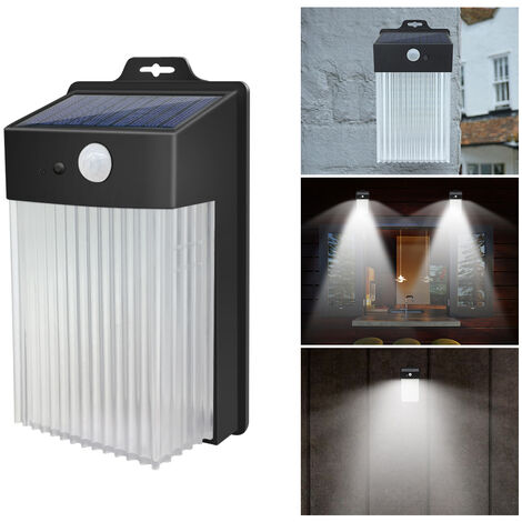 50LEDs Solar Lamp Motion Sensor Outdoor Light Waterproof Garden Lights