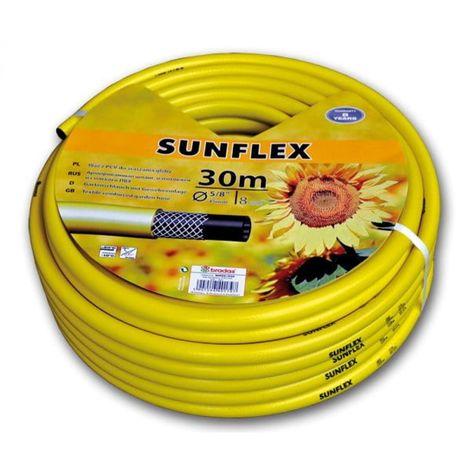 50m 1/2 Sunflex verstärkter Gartenschlauch für Was