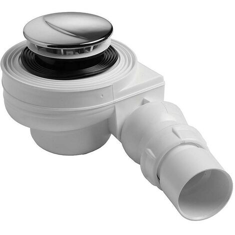 50mm turbo flow shower tray waste