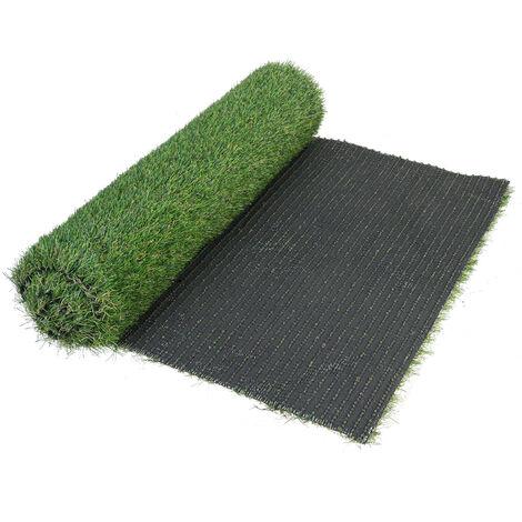50x100 CM 3 cm épaisseur Gazon artificiel pelouse fausse herbe intérieur extérieur Golf vert