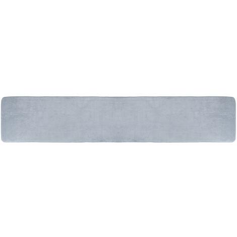 50X240cm Non-slip Carpet Living Room Kitchen Long Narrow Hallway Hall Runners Carpet Mats Rugs grey