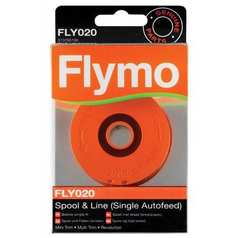 513765190 - Bobine de recharge simple fil FLY020 pour FLYMO