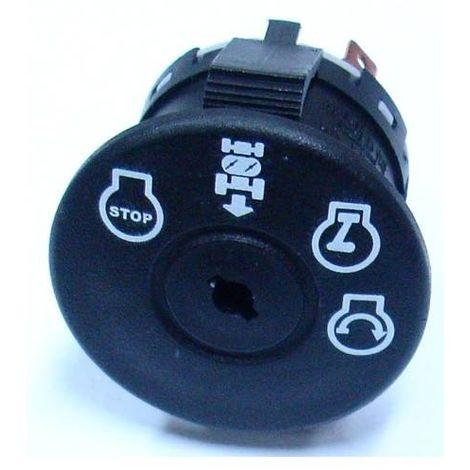 532193350 - Contacteur à clé pour tondeuse autoportée AYP - Bernard Loisirs -