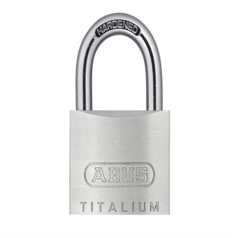 54TI 40mm Titalium Padlocks