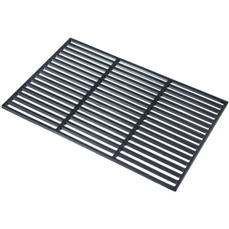 54x34 Grill Grate Square Cast Iron Grill Grate Cast Grate BBQ Grill Attachment