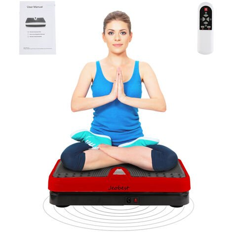 55 * 32 * 12.5cm Fitness vibrating plates 9 models RC-CFM-T12 massager