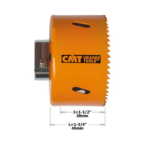 HSS FASTCUT HOLESAW 1-1//2 38MM