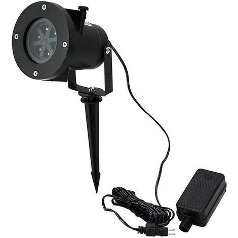 560895 Proyector luz LED láser STELLA para uso externo es resistente al agua