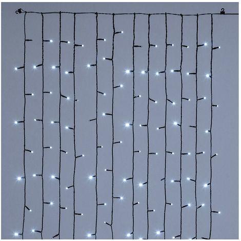 561313 Luces de Navidad MANTELLO 180 LED LUZ FRÍA para árboles de hasta 180 cm