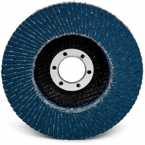 566A - Conical Flap Discs - Alumina Zirconia