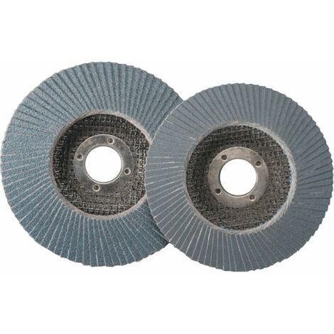 566A Flap Discs - Flat