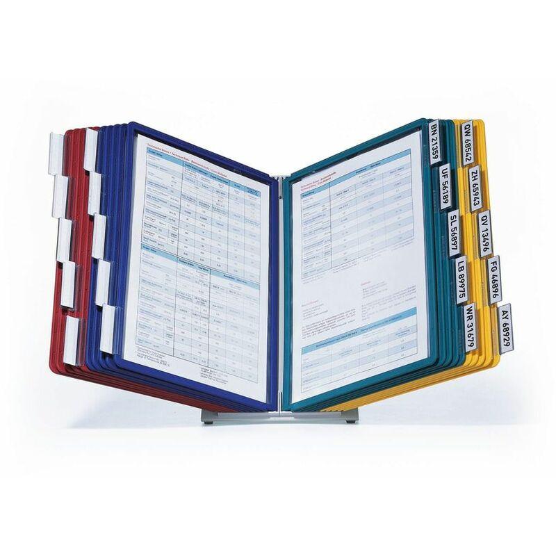 Image of Durable 5699/00 Vario Desk Unit 20 Asst