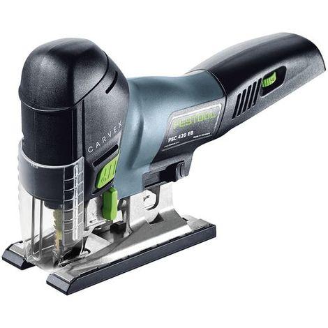 574713 Festool Cordless pendulum jigsaw PSC 420 Li EB-Basic CARVEX