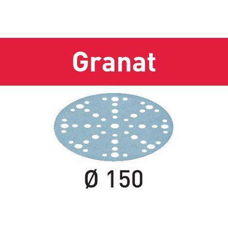 575174 Festool Abrasive sheet STF D150/48 P800 GR/50 Granat