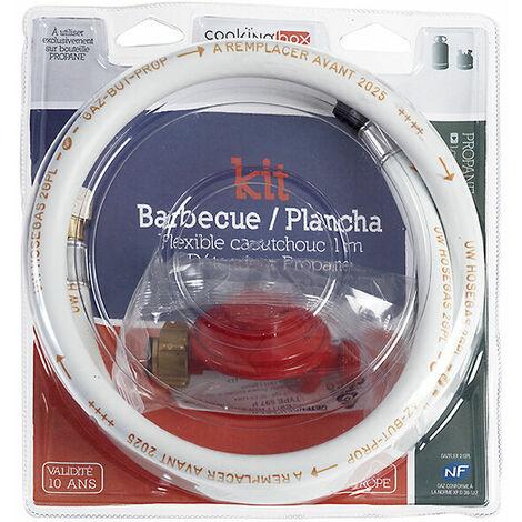 5774503 - KIT PLANCHA BBQ BRASERO BOX 1m