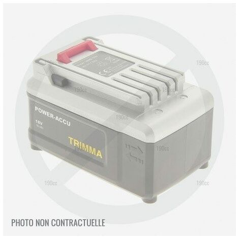 580489501 Batterie Taille Haie Flymo
