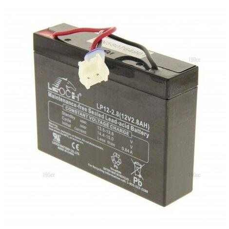 580764901 Batterie Autoportée Mc Culloch