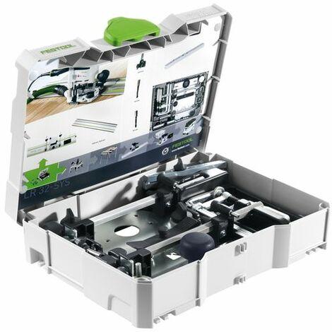 584100 Festool Set de perforación en línea LR 32-SYS