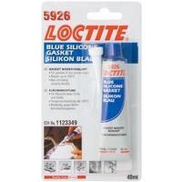 5926 Blue Silicone Gasket - 40ml