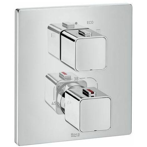 5A0C1AC00 Mezclador termostatico.T-1000 SQUARE BD EMP.P/RBX - ROCA SANITARIO,S.A.