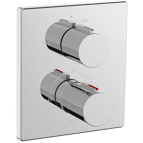 5A0C88C00 Mezclador termostatico.T-2000 B/D EMP.P/RBOX - ROCA SANITARIO,S.A.