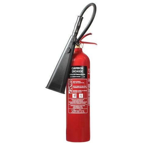 5kg CO2 Fire Extinguisher - UltraFire
