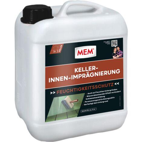 5L MEM Dichter Keller, Innenraum Imprägnierung