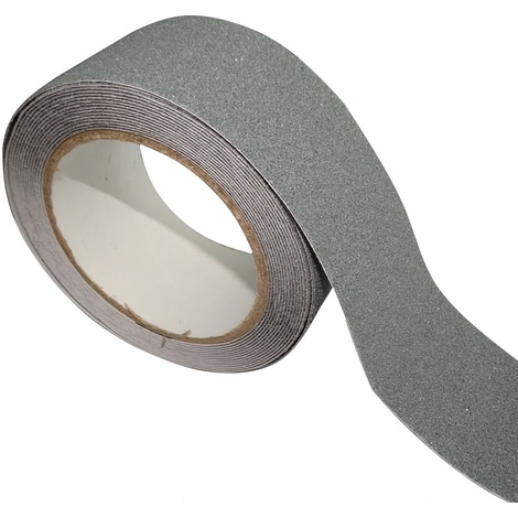 5m 50mm bande adh sive antid rapante gris anti d rapant. Black Bedroom Furniture Sets. Home Design Ideas