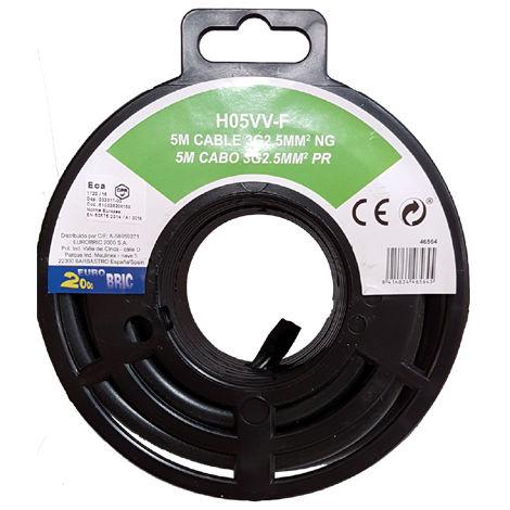 """main image of """"Cable manguera redonda H05VV-F 3G2,5"""""""