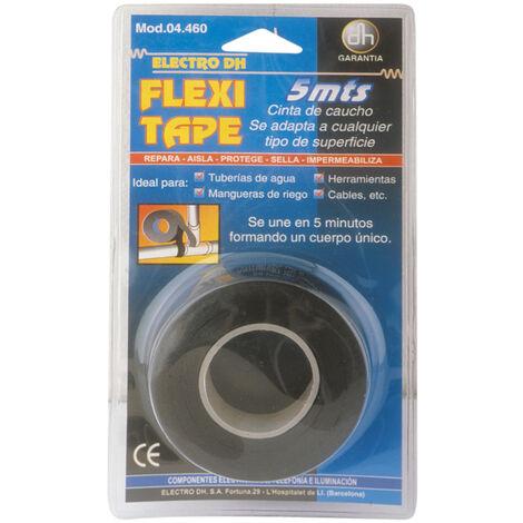 5m. cinta reparadora de caucho flexible y vulcanizable 20 mm. (Electro DH 04.460)