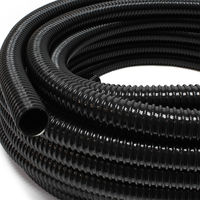 5m Suction Hose 1 Inch (25mm) with Spiral Reinforcement - Made in Europe