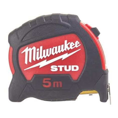 5m tape measure MILWAUKEE - stud 27mm 48229905