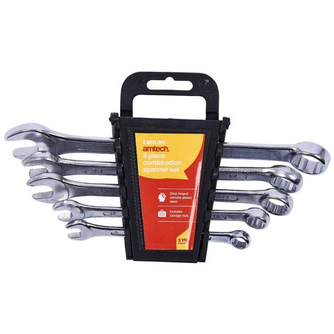 5pc Combination Metric Spanner Set