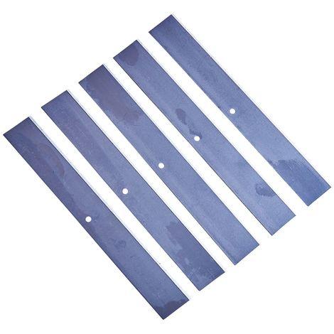5pc Heavy Duty Wallpaper Scraper Blades