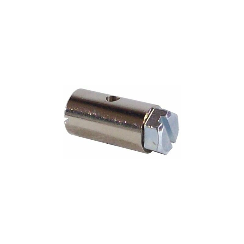 5x Serre câble cable 8 x 15 mm usage universel fixation serrage arrêt butée