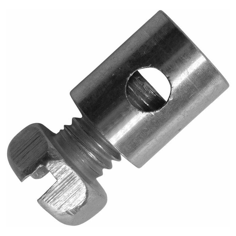 5x Serre câble cable 6 x 7.2 mm usage universel fixation serrage arrêt butée