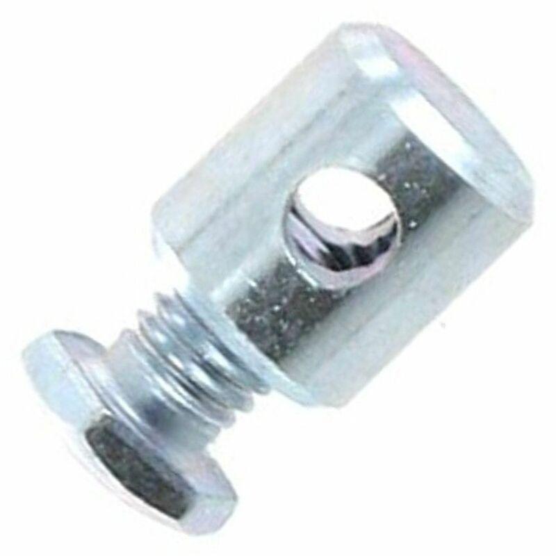 5x Serre câble cable 9 x 10 mm usage universel fixation serrage arrêt butée
