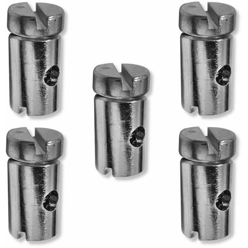 5x Serre câble cable 6 x 9 mm usage universel fixation serrage arrêt butée